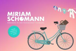 Hebamme Miriam Schomann Hamburg Eimsbüttel Altona-Nord